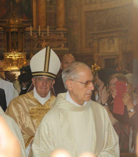 Papa Francesco e itramonti