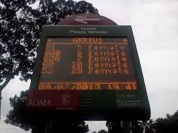 Guida all'uso dei mezzi pubblici aRoma