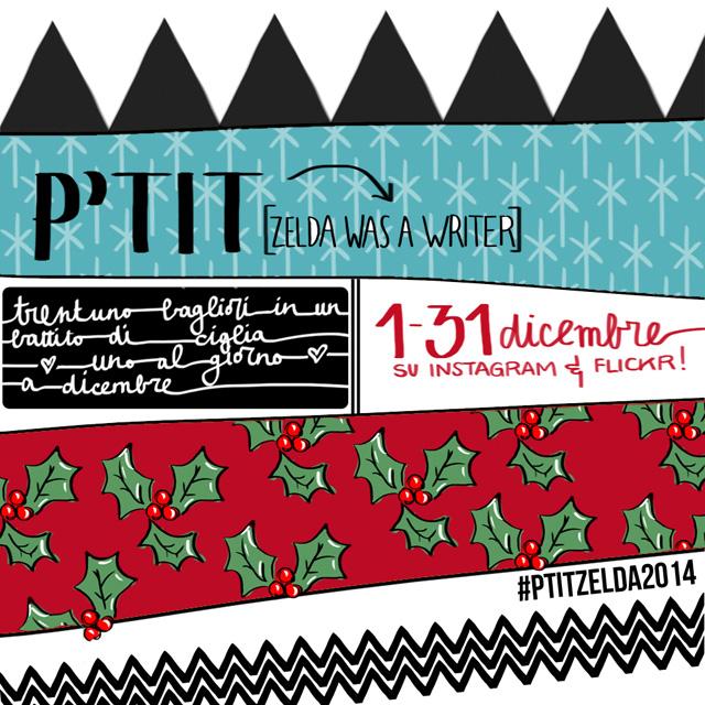 Dicembre è il più magico dei mesi (#Ptitzelda2014)