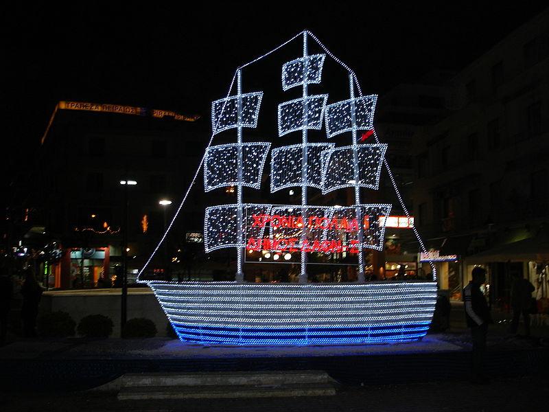 Barca storta
